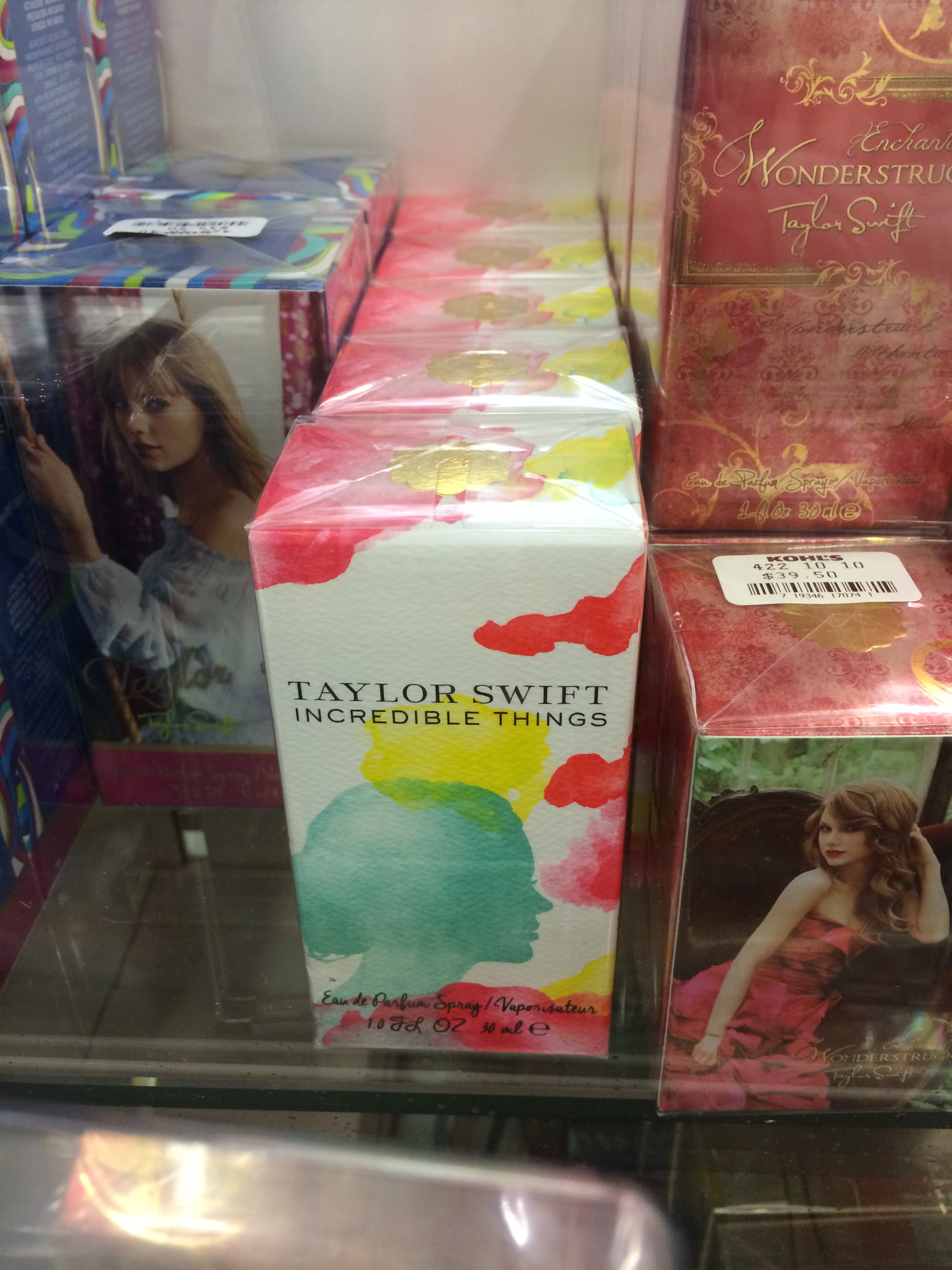 What Happen To Taylor Swift S Perfume Incredible Things Taylorswift